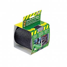 RV Steps Gator Grip Tape - Black Roll 4'' x 15'