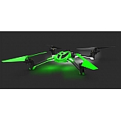Remote Control Vehicle High-Performance Quad Dual-Rotor Helicopter