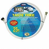 Valterra AquaFRESH RV Drinking Water Hose, Taste Free, 1/2″ x 25′