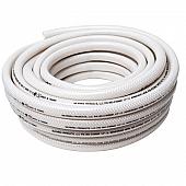 """Valterra Fresh Water Reinforced Hose - 1/2"""" x 5/8"""", 50′ White - W01-1800"""