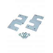Clothes Washer/ Dryer Mounting Bracket