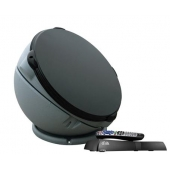 Winegard Pathway X2 Dish Portable Satellite TV Antenna - White - PA6002R