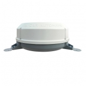 Winegard Rayzar Amplified Domed Broadcast TV Antenna White - RZ-8500