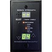 Winegard SensarPro Digital TV Signal Meter Black - RFL-332