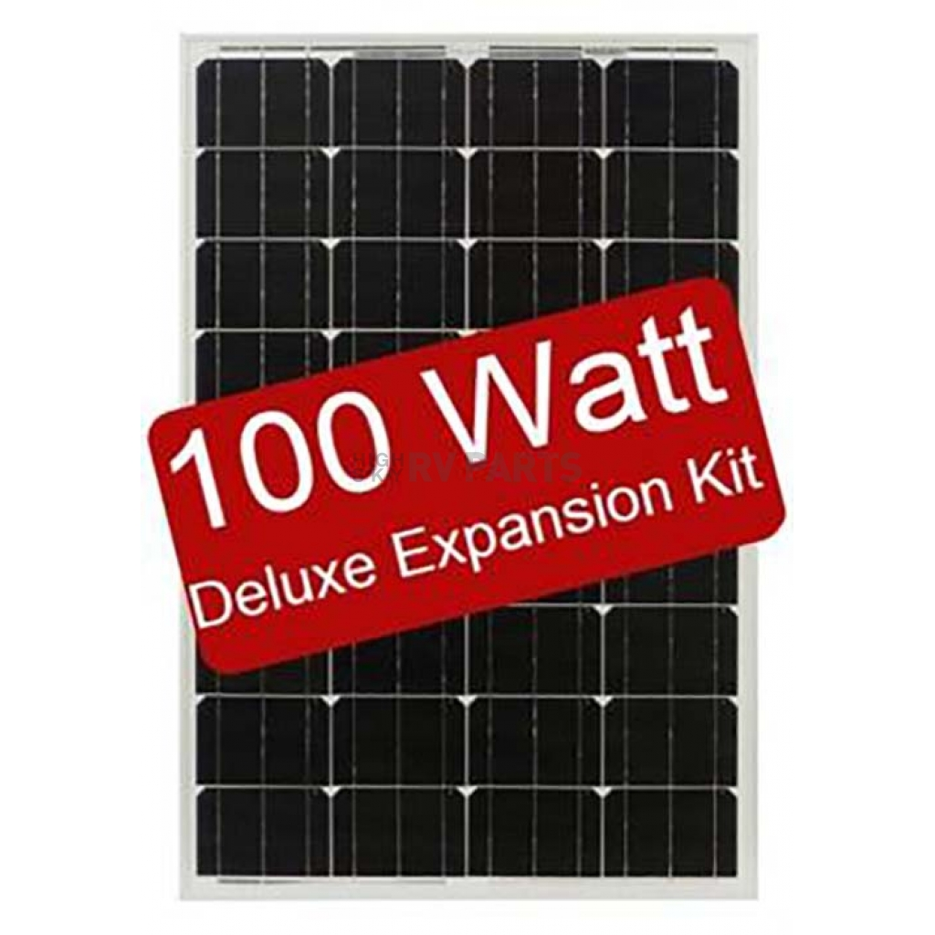 Zamp Solar Solar Panel Kit Zs Ex 100f Dx Highskyrvparts Com