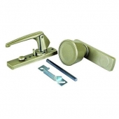 RV Door Latch Assembly Knob Style Metal