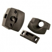 Entry Door Latch Used With Bath And Interior Doors