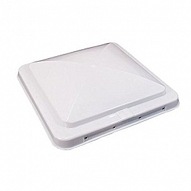 Heng's Roof Vent Lid for Jensen with Pin Hinge - White  J291RWH-C