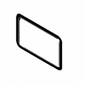 Dometic Furnace Large Door Bezel for 8900 Series Black - 32422