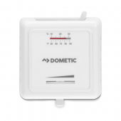 Dometic Mechanical Wall Thermostat 12 Volt for Heat Control White - 38453