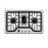 Lippert Components Stainless Steel Stove Gas Cooktop - LIP423818