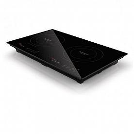 Lippert Components  Induction Cooktop Black 2 Burner 381578